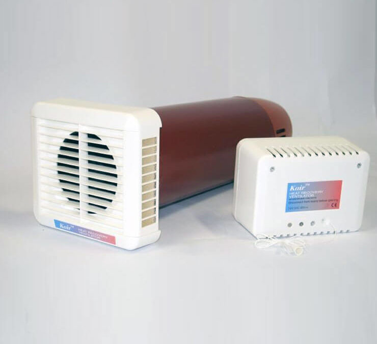 Kair Heat Recovery Ventilator HRV 150